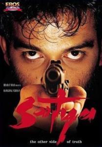 Satya film poster