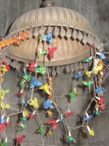 Rajasthani temple in Uttar Kashi, India