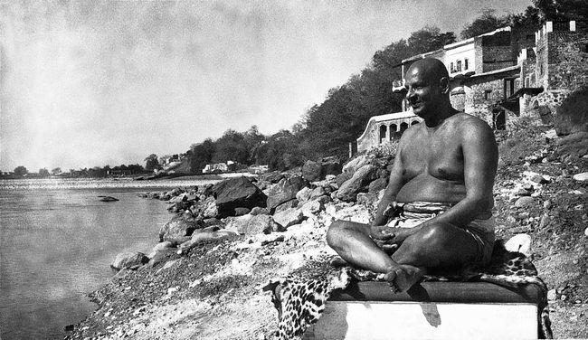 still river, still mind - Swami Sivananda