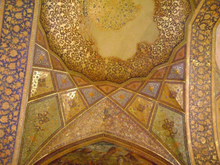 Chehel Sotun Palace, Isfahan, Iran