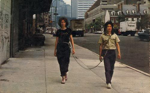 """Rope Piece"", 1983-1984, Linda Montano and Tehching Hsieh"