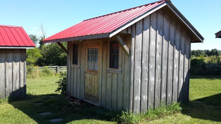 Cabin - sleeps 2 or 4